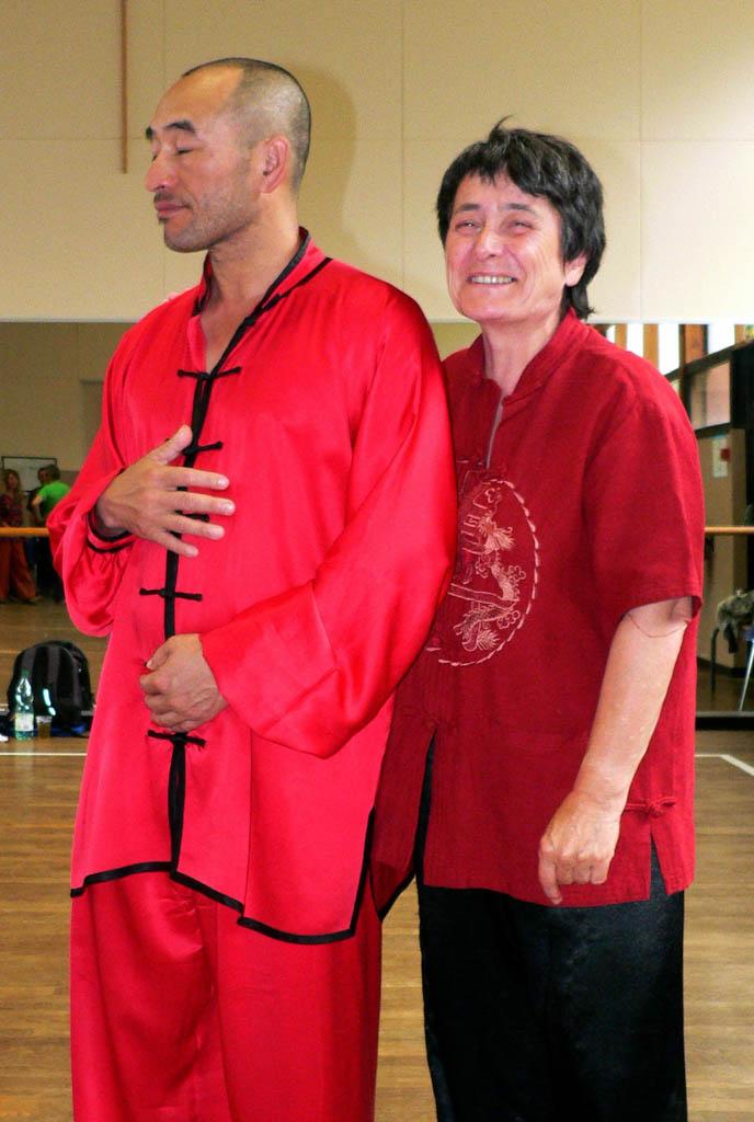 Maître Lieu Deming at Jocelyne Queudet