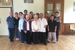 Première formation des professeurs Ziranmen en 2015 à La Roche Du Theil