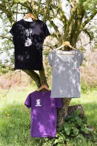 t-shirt association la Tortue Tranquille - Qi Gong 44